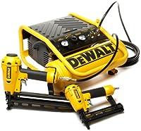 DEWALT D55141FNBN 16-Gauge Finish Nailer/18-Gauge Brad Nailer/Compressor Combo Kit from DEWALT