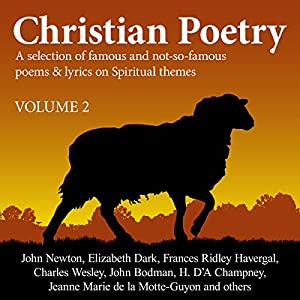 Christian Poetry, Book 2 Audiobook