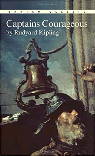 CAPTAIN COURAGEOUS  Rudyard Kipling