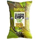 Barnana Plantain Chips, Acapulco Lime, 5 Ounce