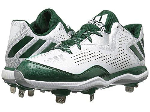 adidas Performance Men's Poweralley 4 Baseball Shoe - Whi...