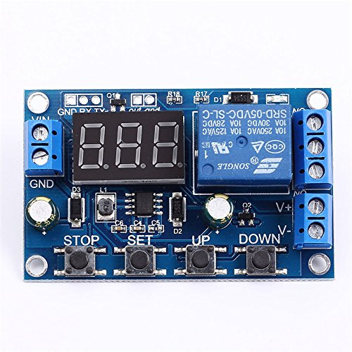Under Over Voltage Protection Module Battery Auto Charger Discharger Board