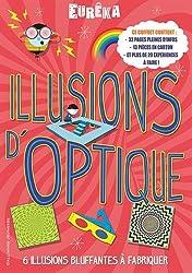 Illusions d'optique: 6 illusions bluffantes à fabriquer