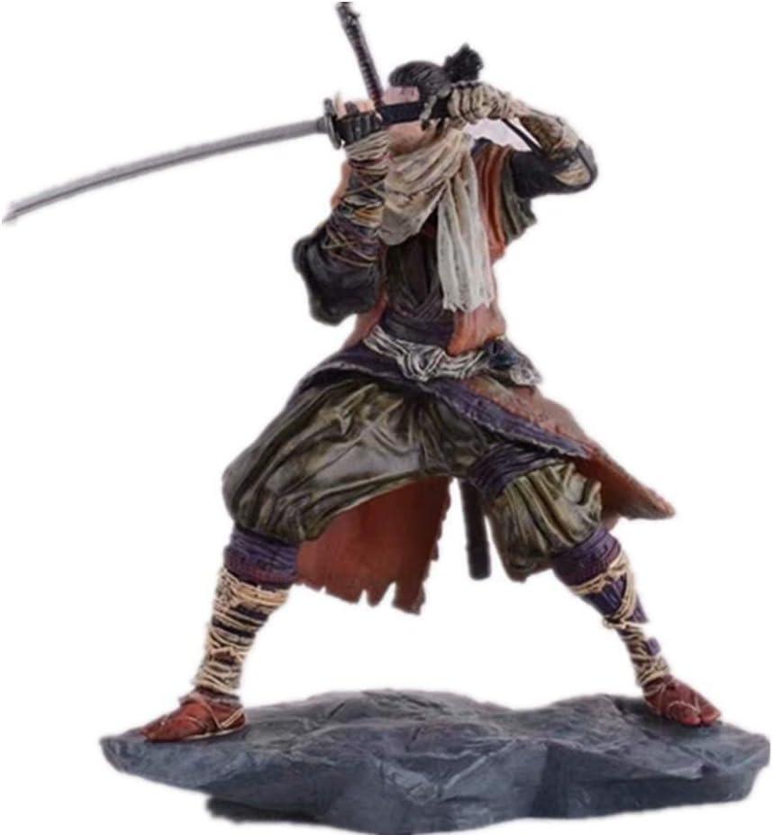YYZZ Sekiro: Shadows Die Twice Figure Figura de acción: Amazon.es ...