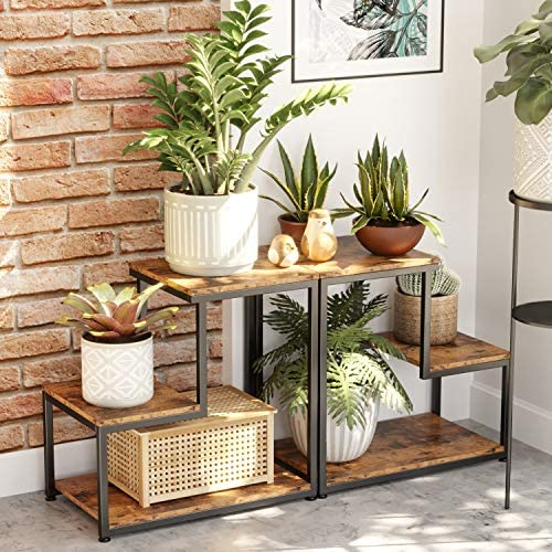 IRONCK Industrial Side Tables Living Room