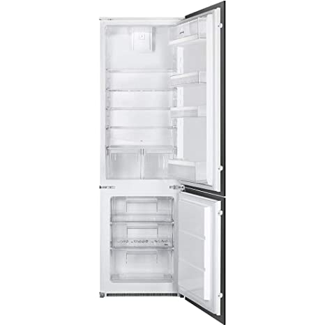 Smeg C3170F2P1 nevera y congelador Integrado Blanco 277 L A++ ...