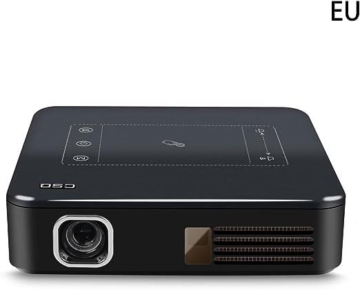 yuanline CSQ C9 DLP ultra HD Proyector 2500 lumens RK3328 Quad ...