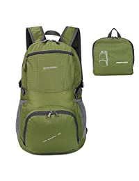 ORICSSON Outdoor Sport Travel Lightweight Water Resistant Portable Backpack Daypack,35 Liter