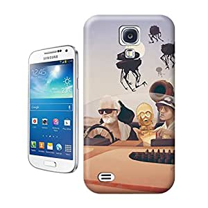 Longcase west risk painting picture of TPU attractive and durable cases for samsung galaxy s4