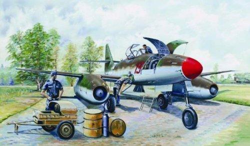 Trumpeter 02261 Modellbausatz Messerschmitt Me 262 A-1a