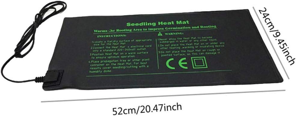 18W Waterproof Seedling Heat Mat Seed Starting Germination Garden Suppli.fr