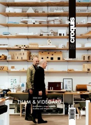 THAM & VIDEGARD, 2005 / 2017: Dualidades y Singularidades / Dualities and Singularities (EL CROQUIS) Publicación de Arquitectura