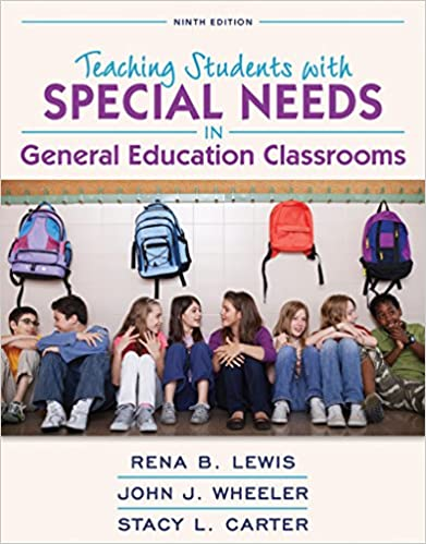 Amazon teaching students with special needs in general teaching students with special needs in general education classrooms whats new in special education 9th edition kindle edition fandeluxe Images