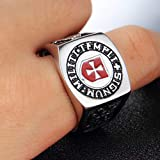 crintiff - Masonic Ring from The Order of The