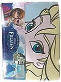 Disney Frozen Anna and Elsa Duvet Cover and Pillowcase