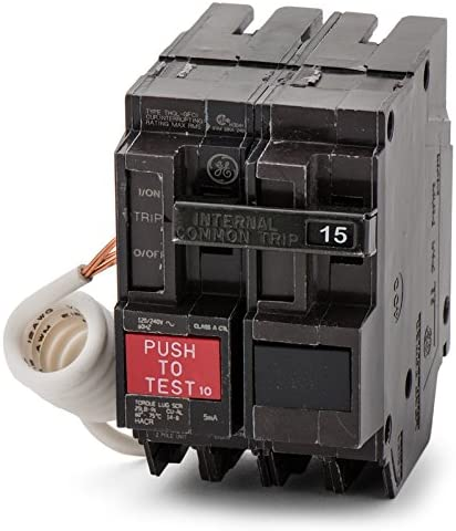 General Electric Ground Fault Interrupter THQL2115GF