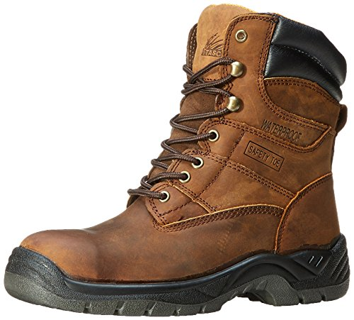 Brown Itasca Mens M Authority Medium 8