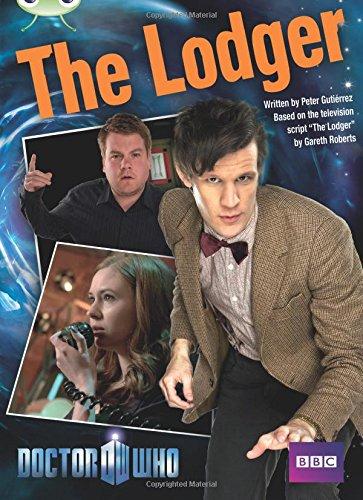 Download BC Red (KS2)/5C-5B Comic: Doctor Who: The Lodger (BUG CLUB) pdf