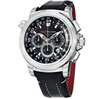 Carl F. Bucherer Patravi TravelTech Men's Automatic Chronograph Watch 00.10620.08.33.01