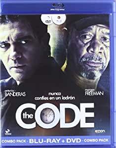 The code (combo dvd+br) [Blu-ray]