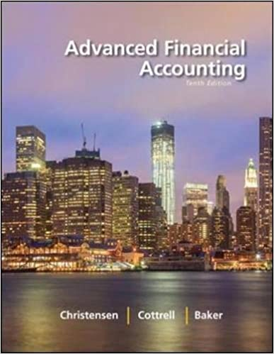Advanced financial accounting theodore e christensen david m advanced financial accounting 10th edition fandeluxe Image collections