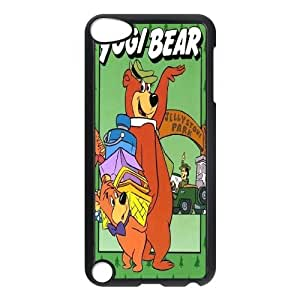 UNI-BEE PHONE CASE FOR Ipod Touch 5 -Yogi Bear-CASE-STYLE 17