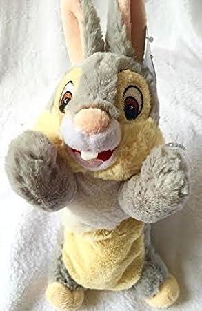 Disney Bambi - Thumper Bunny Rabbit fluffy Soft Plush pencil case