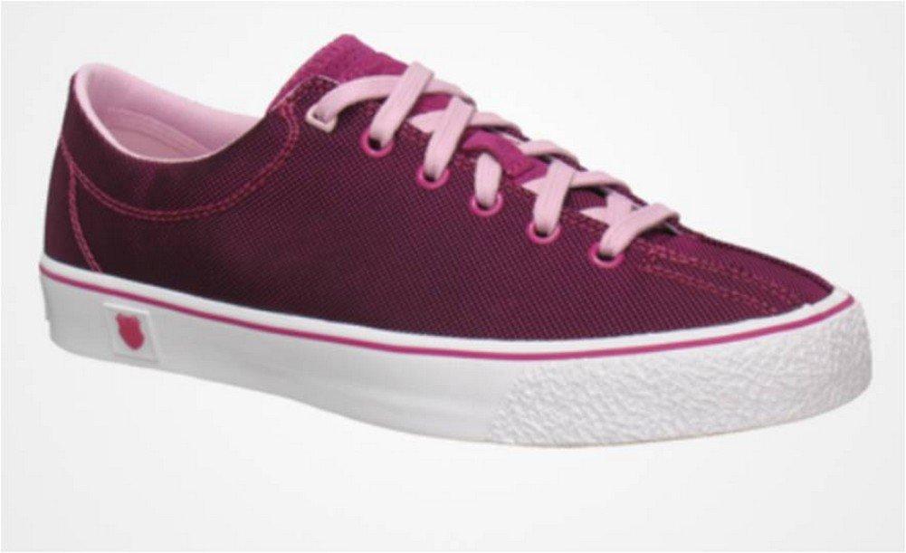 K-Swiss Clean Laguna T VNZ Sneaker,Magenta/Pink Cloud,6 M US