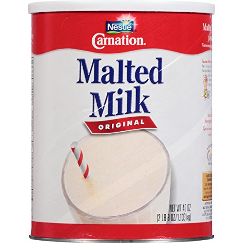 Carnation Malted Milk, 40 oz