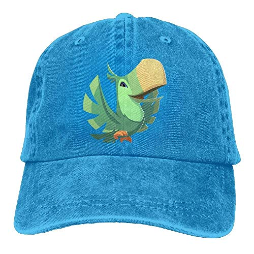 Cute JHDHVRFRr Bird Denim Cap Hat Sport for Skull Cowboy Toucan Hats Women Cowgirl Men rtqZrywWER