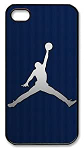 icasepersonalized Personalized Protective Case For Ipod Touch 4 CoverMichael Jordan, NBA Chicago Bulls #23