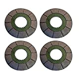 4 NEW Case 770 870 970 1070 1175 Tractor Brake Discs 1975469C1 A65189 A65336