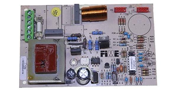 regulador electrónico referencia: c00135116 para campana Scholtes: Amazon.es: Grandes electrodomésticos