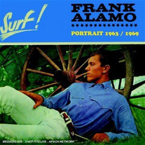 CD : Frank Alamo - Portrait 1963-1969 (CD)