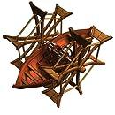 Edu-Toys  Leonardo Da Vinci   Paddle Boat