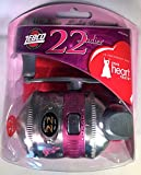 Zebco 22 Lady Spincast Reel Convertible – Pink – Perfect Mother's Day Gift!