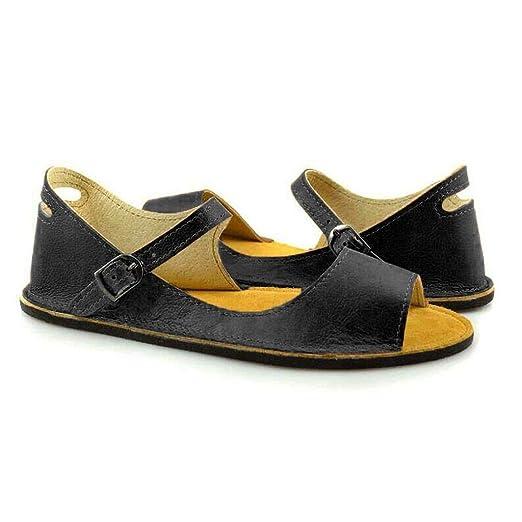 f5fe506b5518e 2019 Fashion Summer Hot Women's Sandals Retro Buckle-Strap Sandals ...