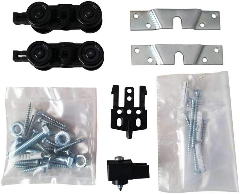 Kit Carrito con alcance 100 kg doortech by Scrigno: Amazon.es: Bricolaje y herramientas
