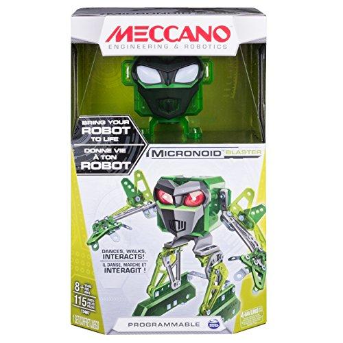 Meccano - Micronoid – Green Blaster, P…