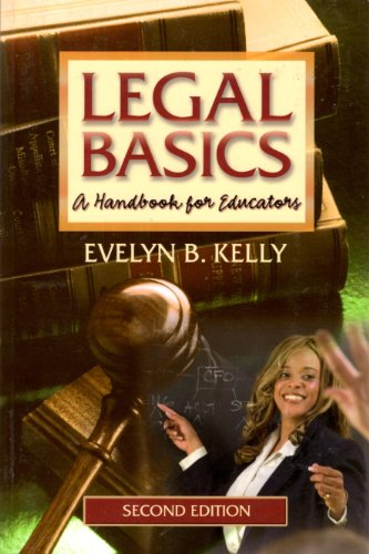 Legal Basics: A Handbook for Educators