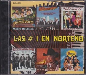 Los #1 En Norteno by Los Huracanes Del Norte, Los Rieleros Del ...