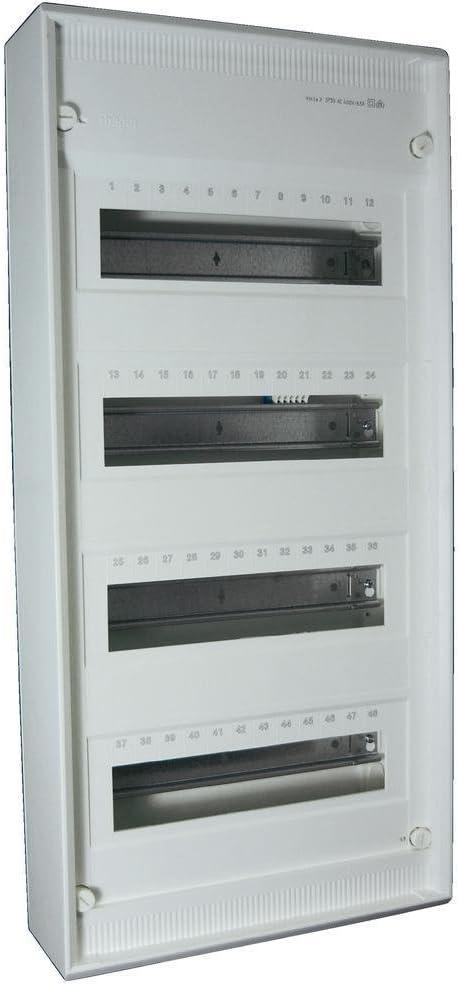 s Hager VA48CN Cuadros de distribuci/ón el/éctrica Electrical Distribution Boards 1 Pieza