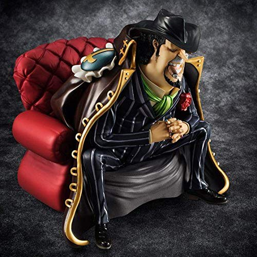 Megahouse Portrait.of.Pirates S.O.C ONE Piece Capone Gang Bedge