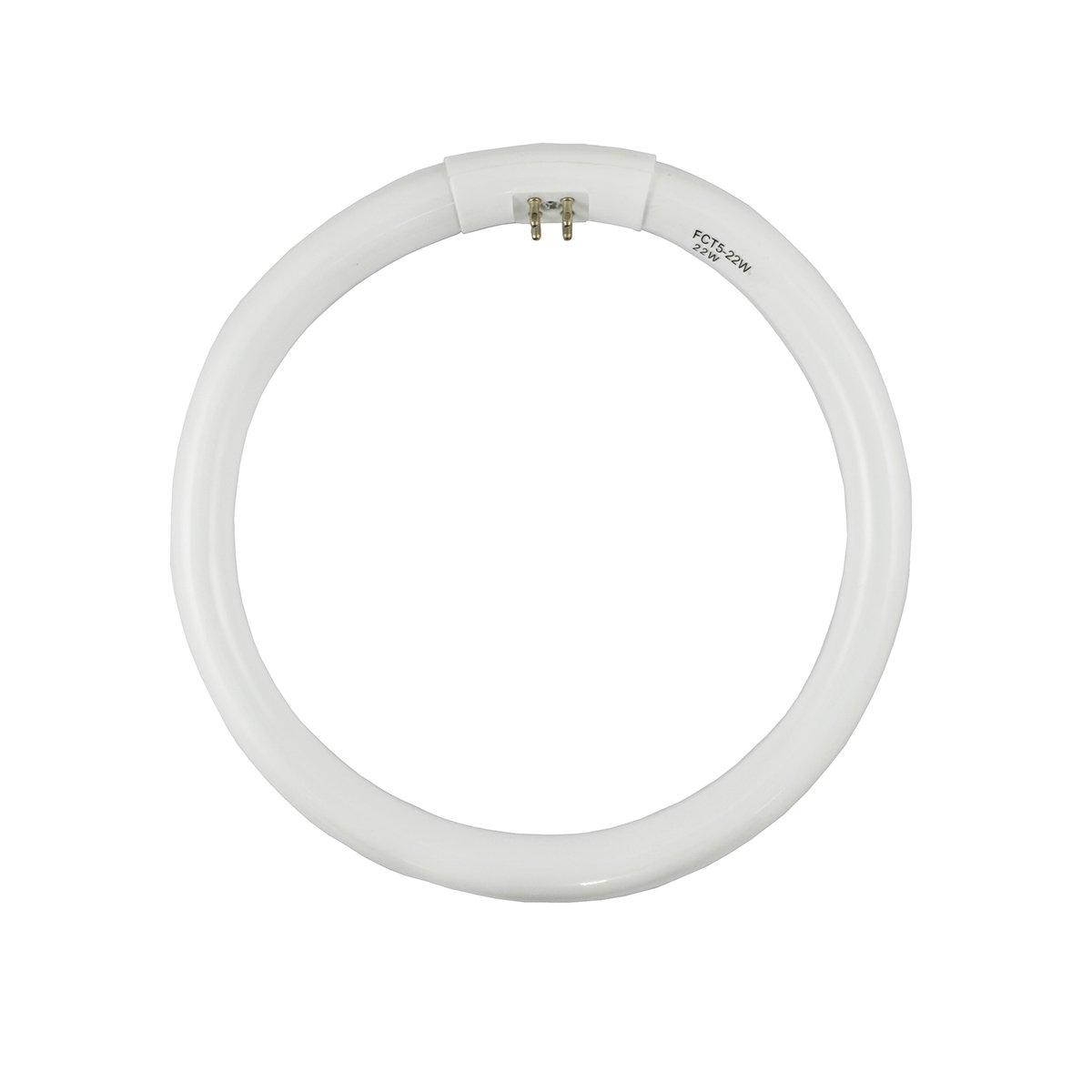 FCT5-22W-CW Cool-White 4100K Color Type: T5 Circular Fluorescent Watts: 22W