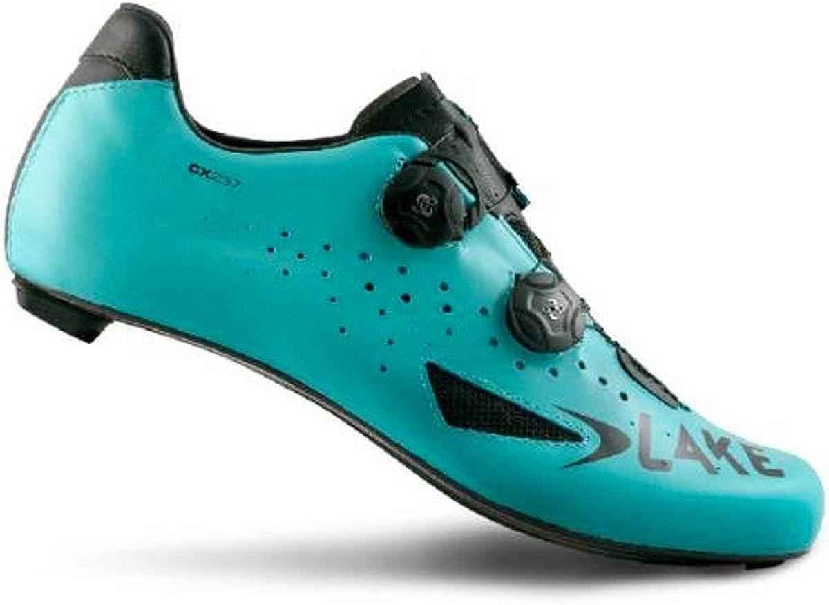 Lake Cx237 Zapatillas de Ciclismo Unisex para Adulto