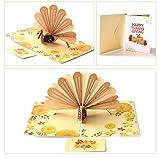 Thanksgiving Cards,3D Pop Up Thanksgiving