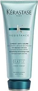 Kerastase Resistance Ciment Anti-usure Strengthening Anti-breakage Creme, 6.8 Oz
