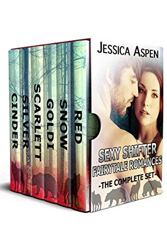 Sexy Shifter Fairytale Romances: The Complete Set