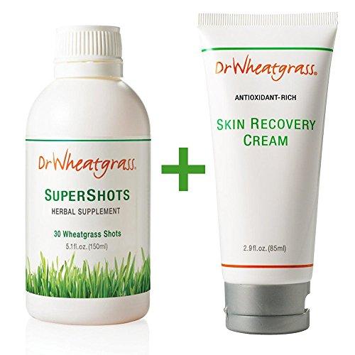 Wheatgrass Skin Care - 9