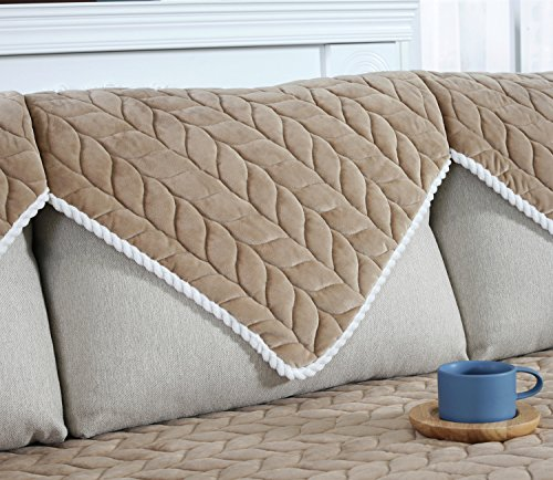 Ostepdecor Multi Size Soft Rectangular Winter Quilted